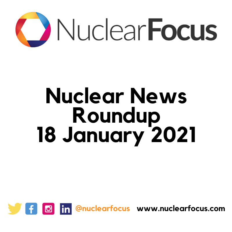 nuclear news roundup